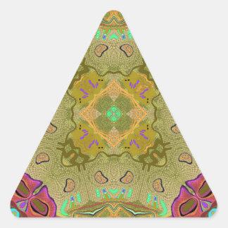 Ardella Triangle Sticker