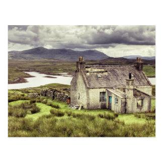 Ardhasaig Outer Hebrides Postcard