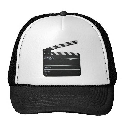 Ardoise de film de film de bardeau casquette