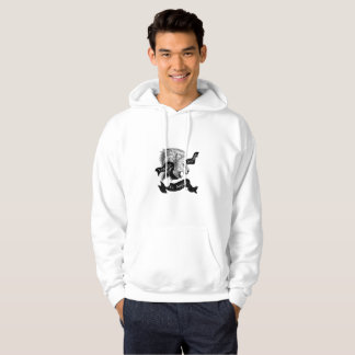 Are Born In August Leo Zodiac Gift Cool Birthday Hoodie