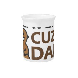 Are You A Beaver Cuz Dam Pitcher