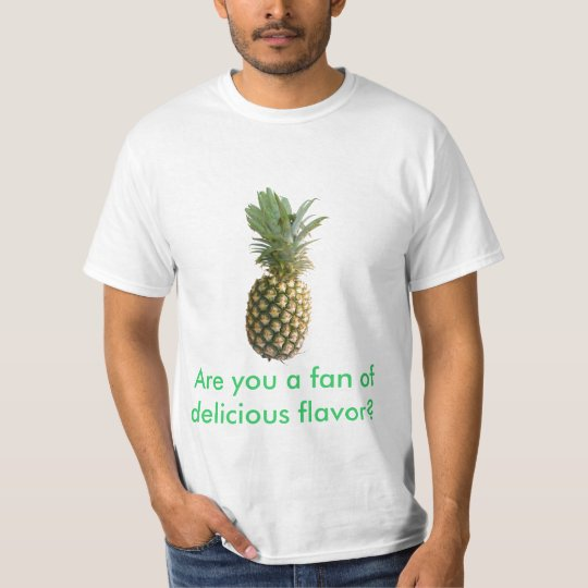 Are you a fan of delicious flavour? T-Shirt
