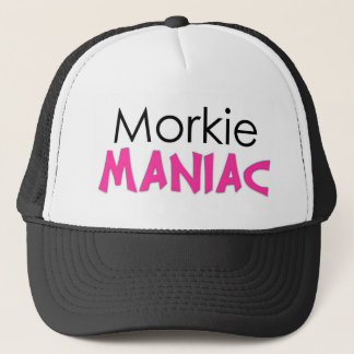 Are you a Morkie MANIAC? Trucker Hat