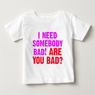 are-you-bad-pink tshirt