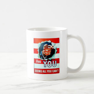 Are You Doing All Youcan Coffee Mug