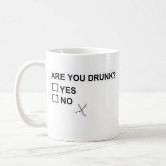 Are you drunk? Mug