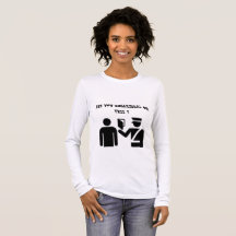 ARE YOU FREE ? LONG SLEEVE T-Shirt