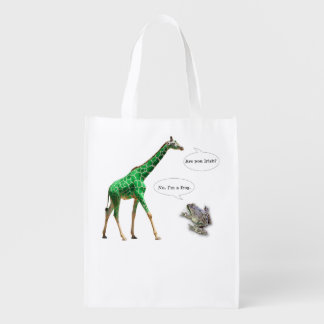 ARE YOU IRISH REUSABLE GROCERY BAG