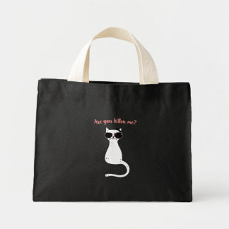 Are you Kitten me tote