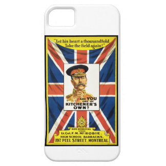 Are You One of Kitchener's Own? iPhone 5 Covers