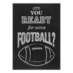 are you ready for some football? poster