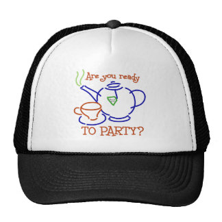 Are You Ready to Party? Trucker Hat