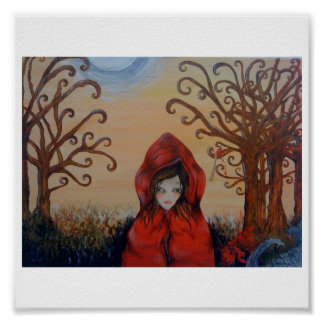 Are you really Little Red Riding Hood? Poster