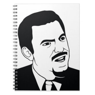 Are You Serious Spiral Notebooks