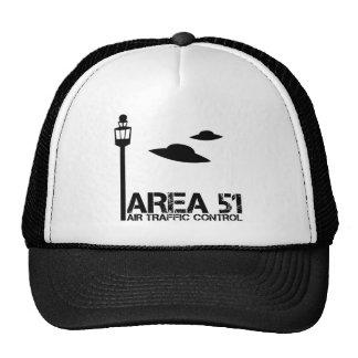 Area 51 Air Traffic Control Trucker Hat