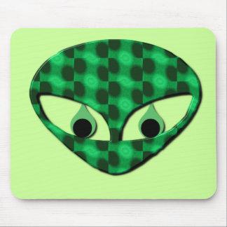 Area 51 Alien Mouse Pad