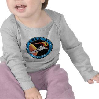 Area 51 Test Pilot T-shirts