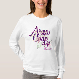 Area Code 441 T-Shirt