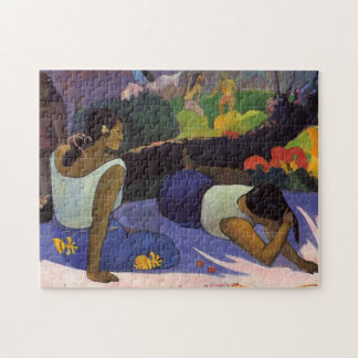 Arearea no Varua Ino - Paul Gauguin Jigsaw Puzzle