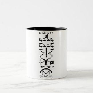 Arecibo Message Mug Gift