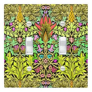 Arelene Botanical Light Switch Cover