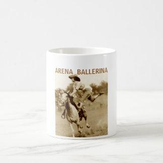 Arena Ballerina Coffee Mug