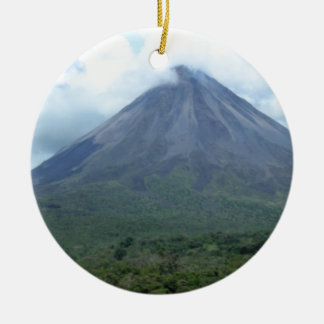 Arenal Ceramic Ornament