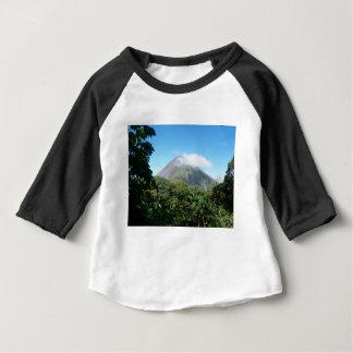 arenal volcano baby T-Shirt