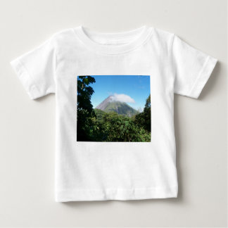 arenal volcano baby T-Shirt