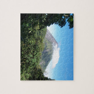 arenal volcano jigsaw puzzle