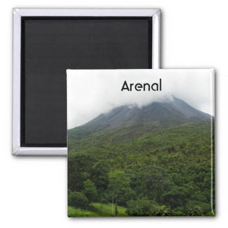 Arenal Volcano Magnet