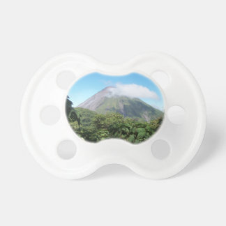 arenal volcano pacifier