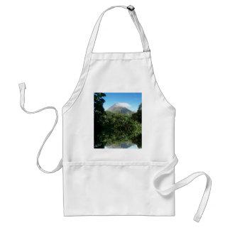 arenal volcano standard apron