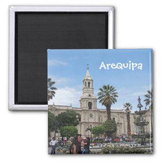 Arequipa - Plaza de Armas Square Magnet