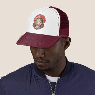 Ares god of war trucker hat