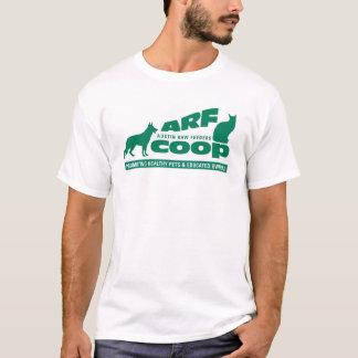 ARFcoop T-shirt - Austin Raw Feeders Co-Op