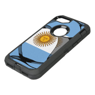 Argentina #1 OtterBox defender iPhone 8/7 case