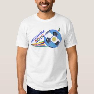 Argentina 2010 Soccer T-Shirt. T-shirts