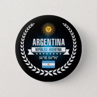 Argentina 2 Inch Round Button