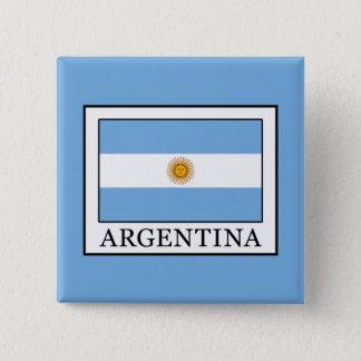 Argentina 2 Inch Square Button
