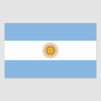 Argentina/Argentine Flag Sticker