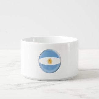 Argentina Argentinian Flag Bowl