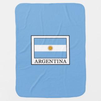 Argentina Baby Blanket