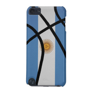 Argentina Basketball iPod Touch Case