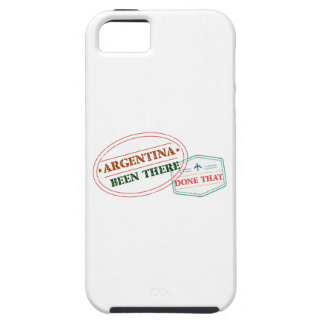 Argentina Been There Done That iPhone 5 Case