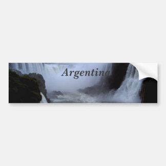 Argentina Bumper Stickers