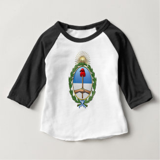 Argentina Coat of arms Baby T-Shirt