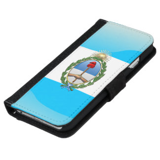 Argentina Coat of arms iPhone 6 Wallet Case