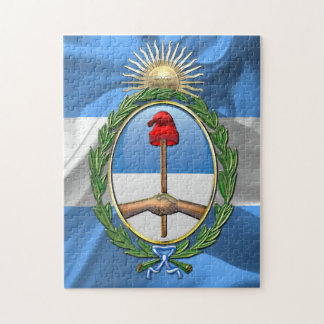 Argentina Coat of arms Jigsaw Puzzle