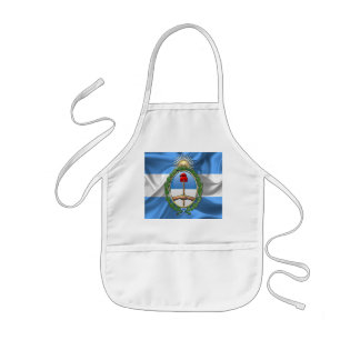Argentina Coat of arms Kids Apron